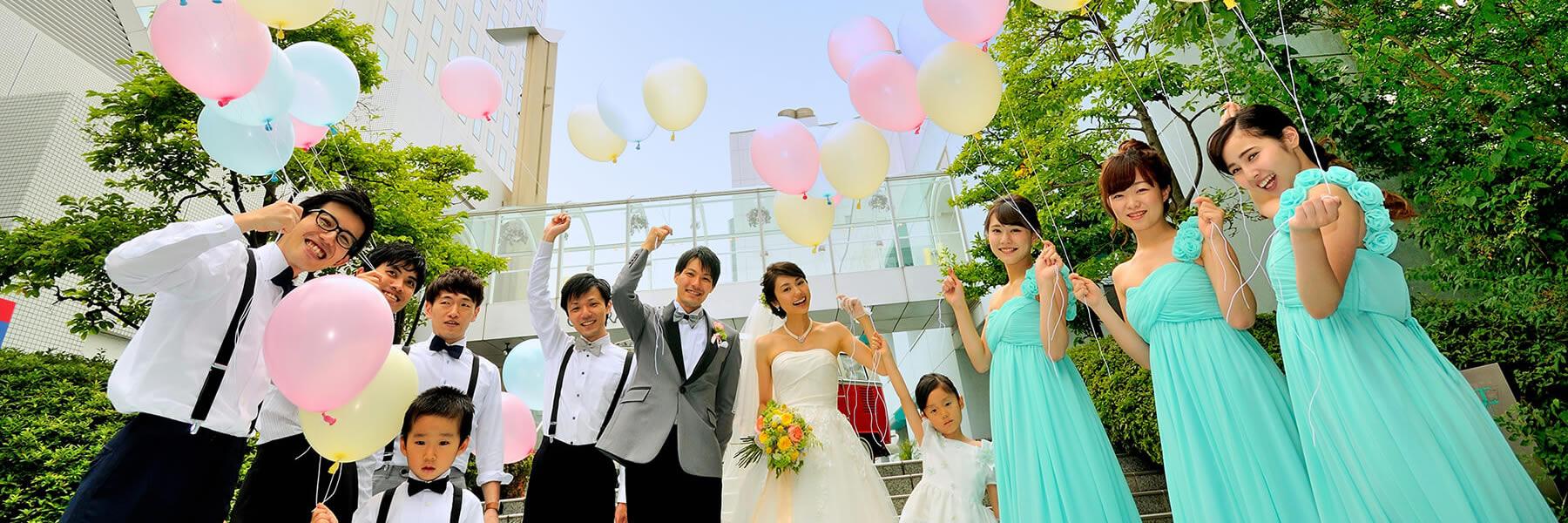 1.5次会プラン|ウエディングプラン|レンブラントホテル海老名【公式】婚礼サイト