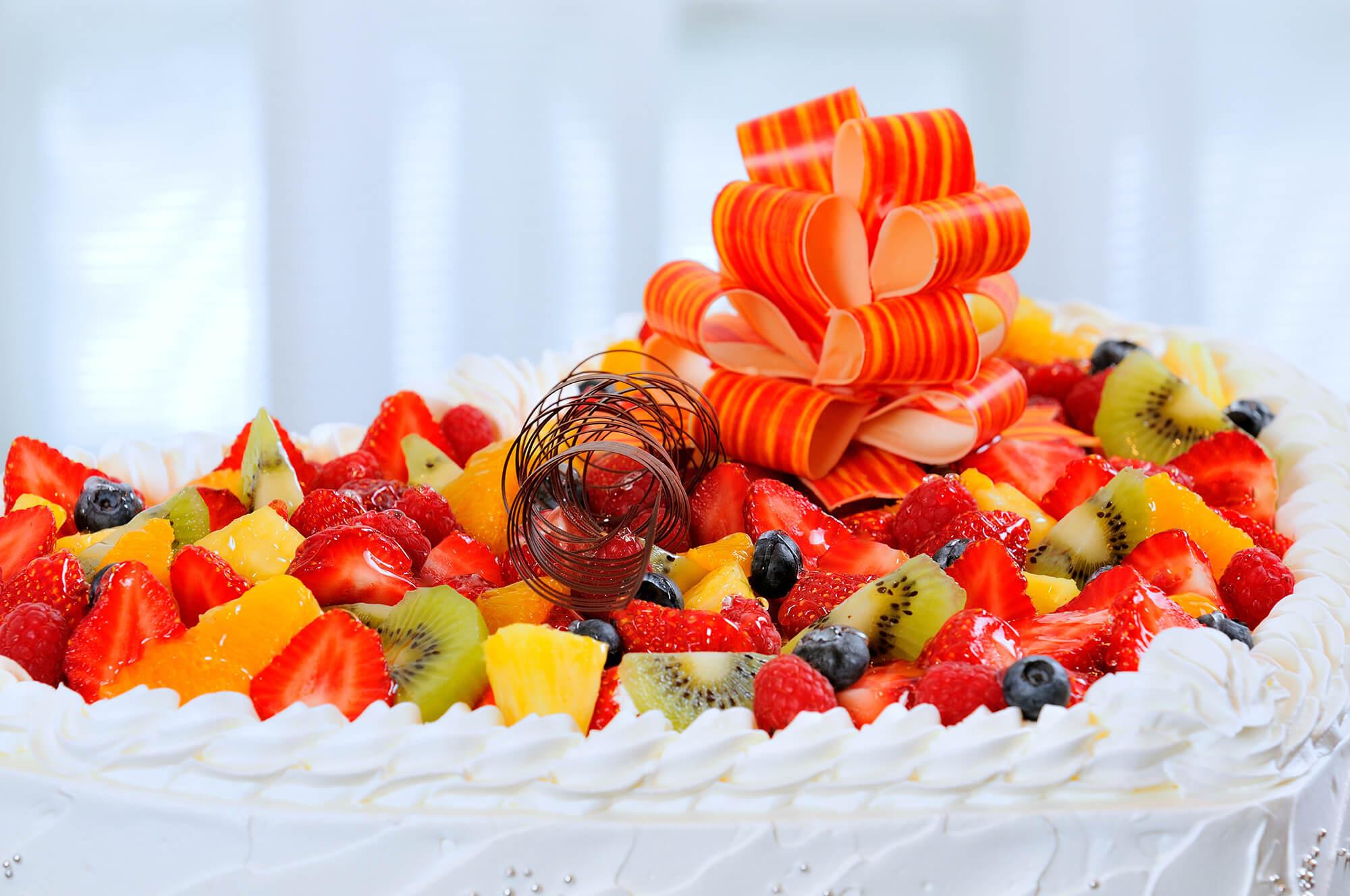 ケーキ・ドリンク<br />Cake & Drink