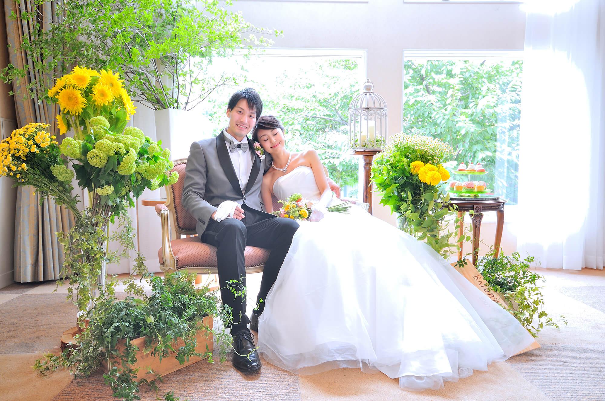 フローラ|フローラ|レンブラントホテル海老名【公式】婚礼サイト