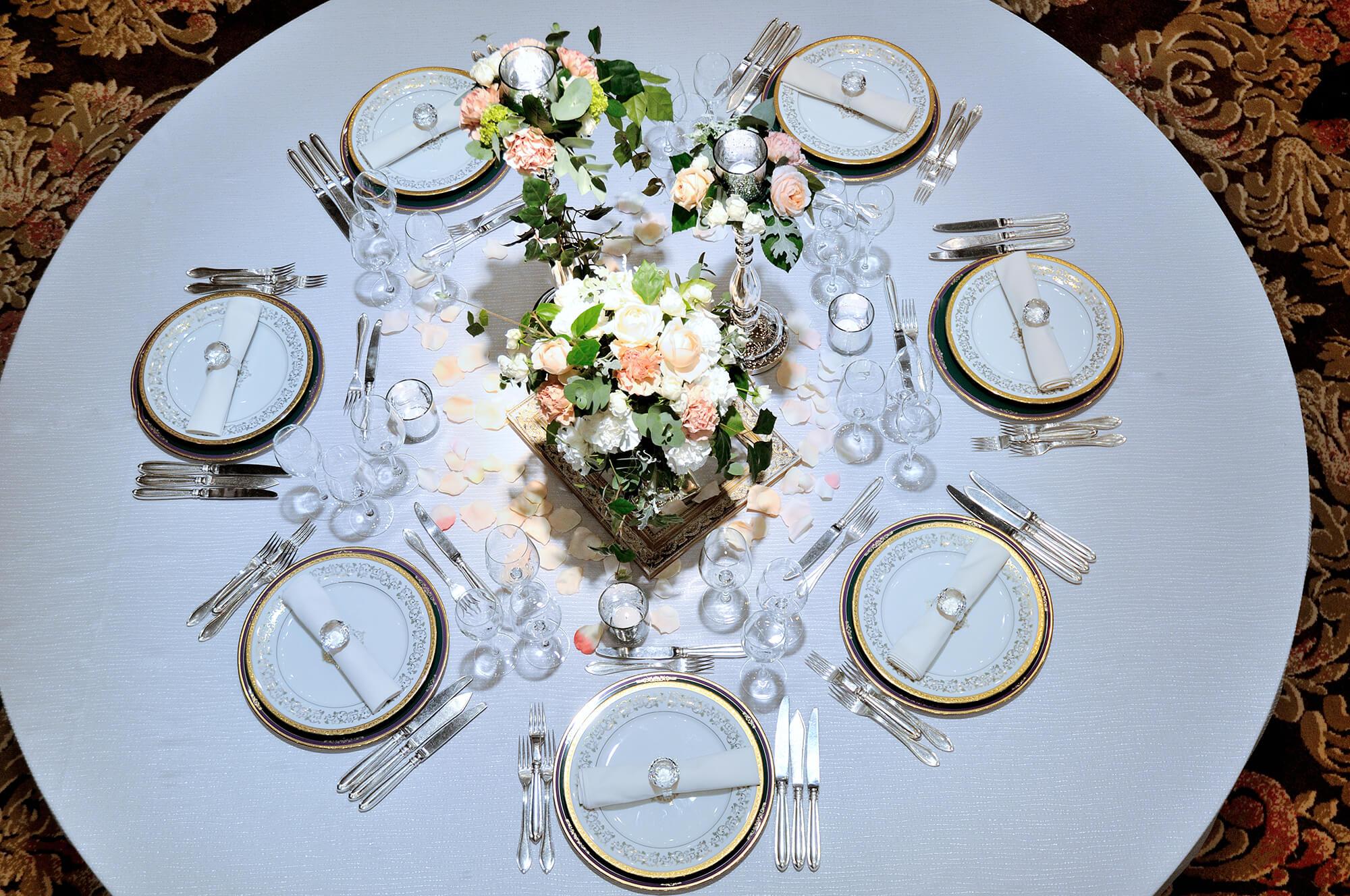 フラワー レンブラントホテル海老名【公式】婚礼サイト