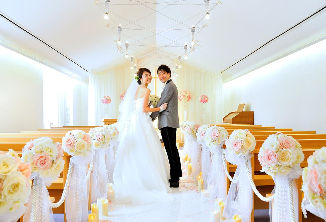 CEREMONIAL HALL|レンブラントホテル海老名(旧オークラフロンティアホテル海老名)【公式】婚礼サイト