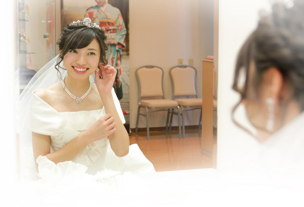 DRESS&BEAUTY|レンブラントホテル海老名(旧オークラフロンティアホテル海老名)【公式】婚礼サイト