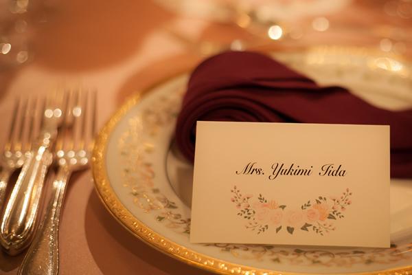 ご列席者の皆さまへ|レンブラントホテル海老名【公式】婚礼サイト