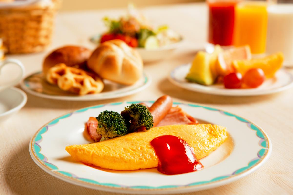 【9:00来館限定】ふわとろオムレツで話題の朝食付き相談会