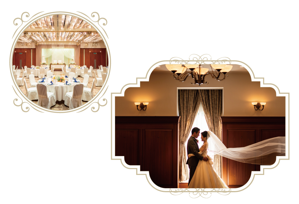 CEREMONIAL HALL|レンブラントホテル海老名【公式】婚礼サイト