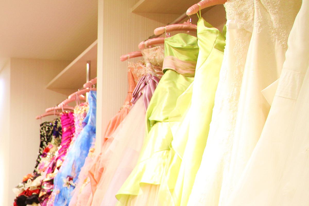 花嫁のよくばりを叶えます♪【衣装着放題の特典付】フェア|ブライダルフェア|レンブラントホテル鹿児島【公式】婚礼サイト