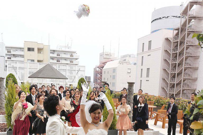 先輩カップル レンブラントホテル厚木【公式】婚礼サイト