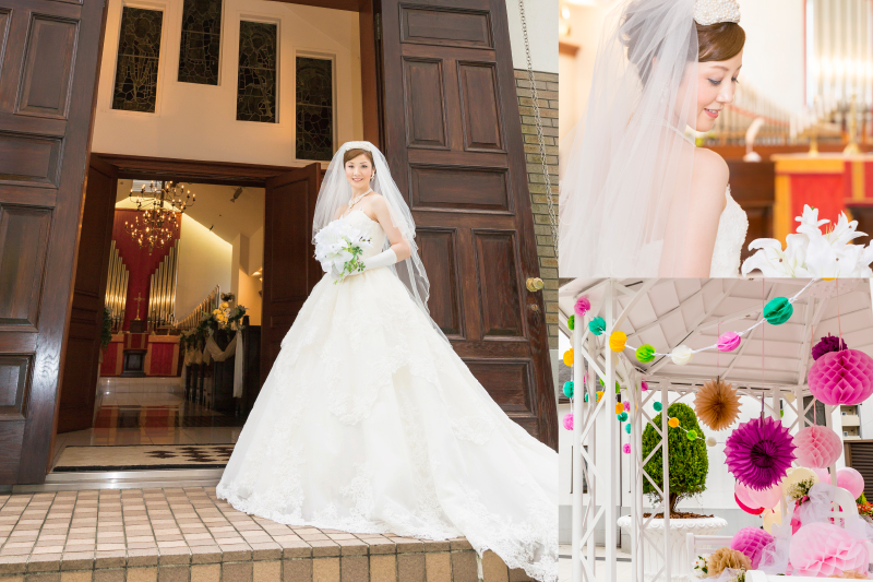 ウエディング応援キャンペーン  チャペルでロケ♪新フォトプラン レンブラントホテル厚木【公式】婚礼サイト