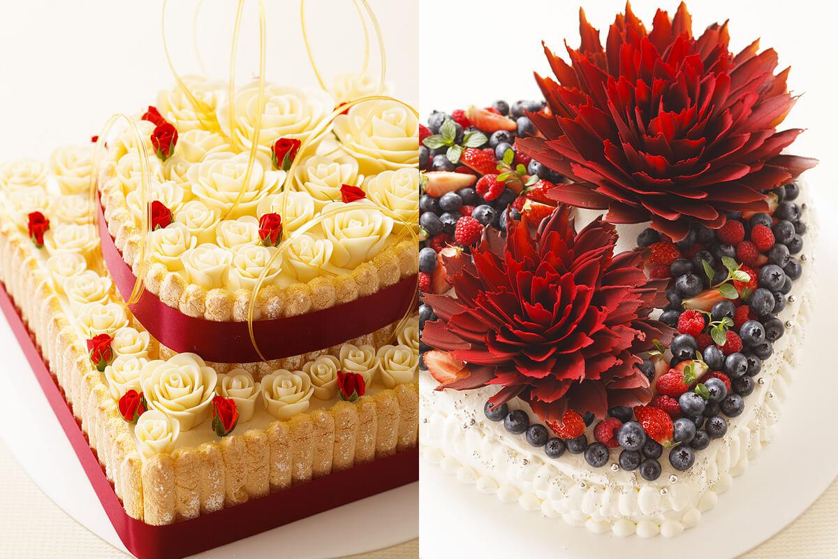 ウエディングケーキ|ウエディングケーキ|レンブラントホテル東京町田【公式】婚礼サイト