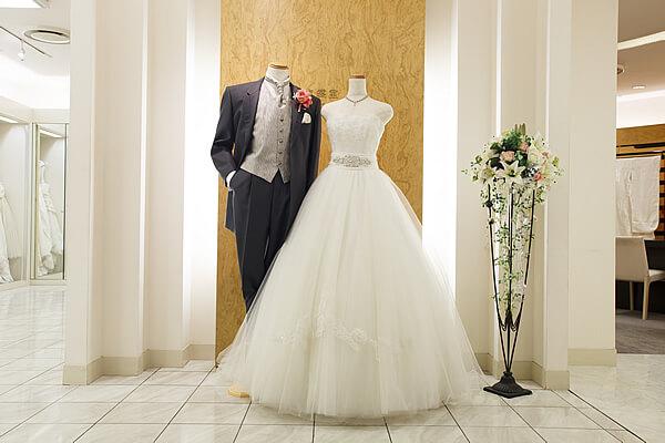 ウエディングコスチューム レンブラントホテル東京町田【公式】婚礼サイト