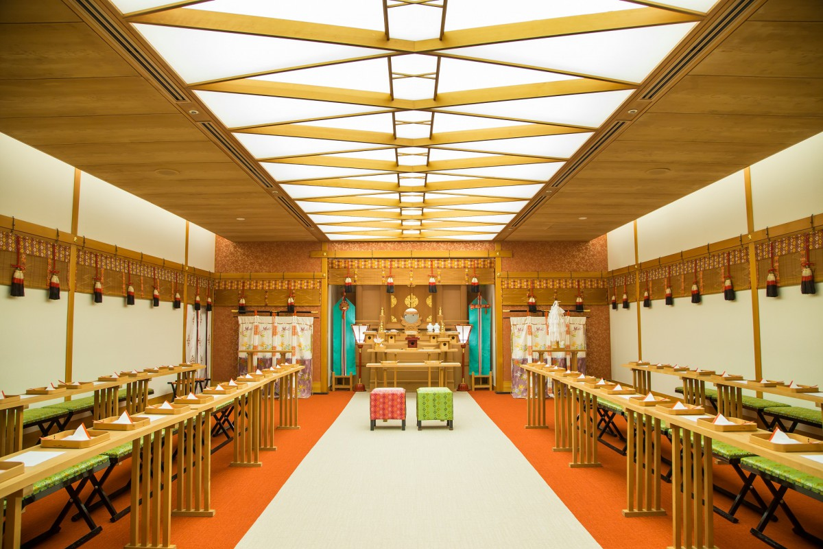 2021年 神前式+20名会食プラン|レンブラントホテル大分【公式】婚礼サイト